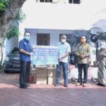 BPJS Kesehatan Sumbang APD Ke RS Pelni