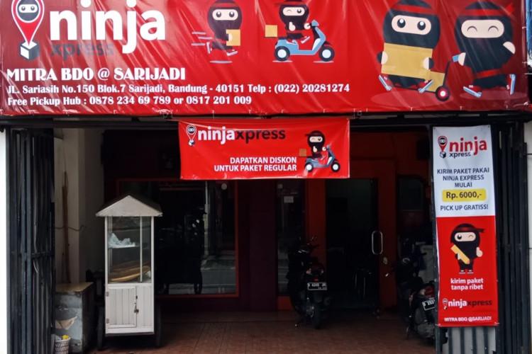 Produk baru Ninja Xpress