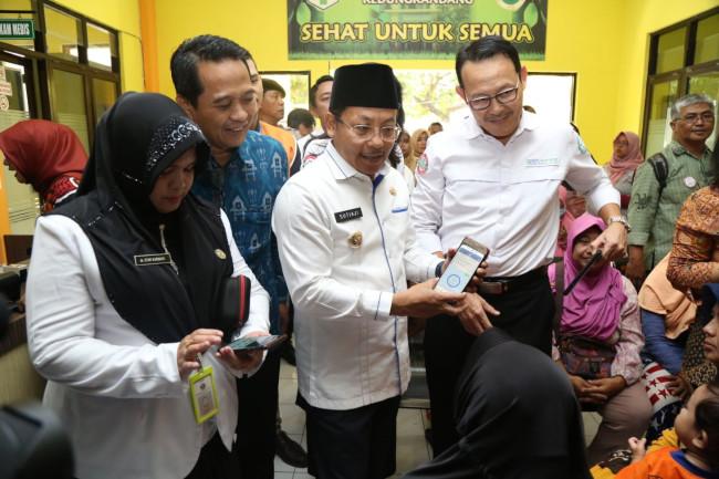 Fachmi Idris saat kunjungi Malang