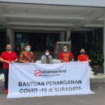 Sinar Mas Land Berikan Bantuan APD Ke Pemkot Surabaya