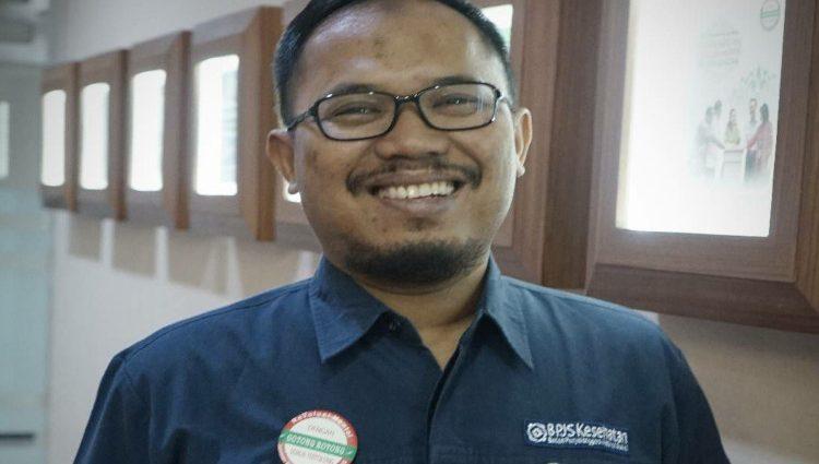 M Qbal Anas Maruf Humas BPJS Kesehatan