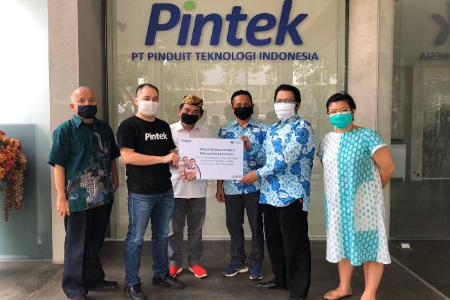 Pintek dan Ikatan Guru Indonesia doreronasi ke guru h