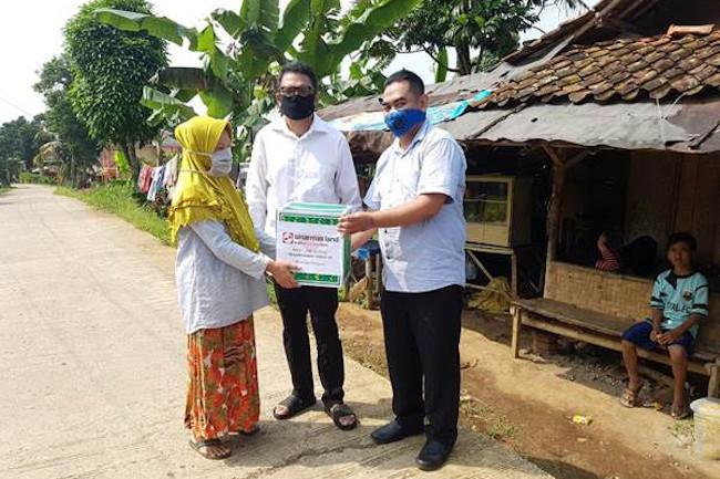 Sinar Mas Land Bantu Warga Bogor