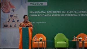 Direktur Pengawasan, Pemeriksaan dan Hubungan Antar Lembaga BPJS Kesehatan Bayu Wahyudi