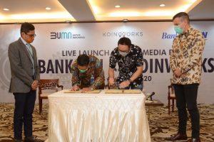 kerjasama Koinworks-BTN