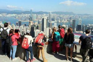 obyek wisata Hong Kong