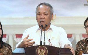 Basuki Hadimuljono Menteri PUPR