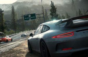 Video game Porsche