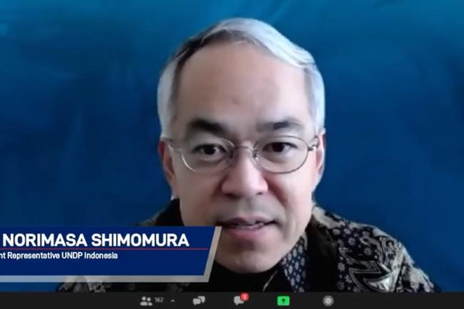 Perwakilan UNDP di Indonesia, Norimasa Shimomura