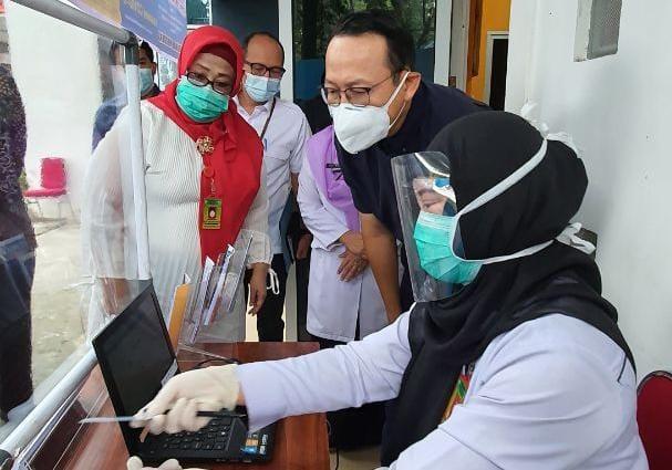 Pemantauan implementasi P-care vaksinasi
