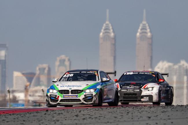Hankook Berpartisipasi Lomba Ketahanan di Dubai