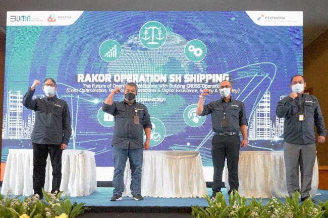Rakor Pertamina International Shipping