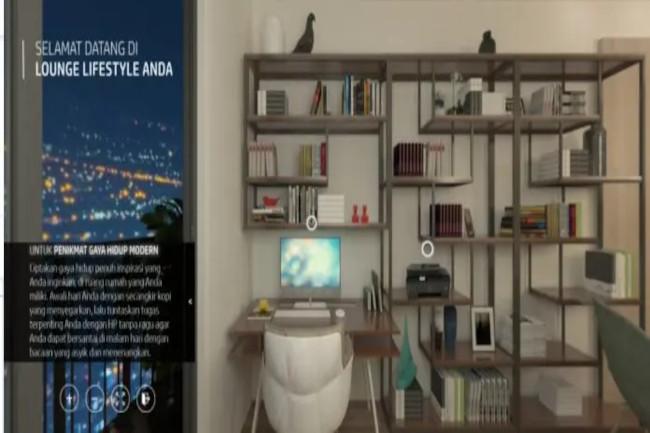 Showroom virtual hp indonesia