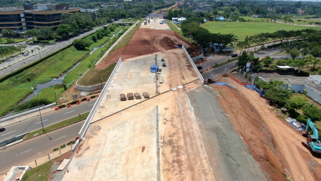 Proyek Tol Serpong-balaraja