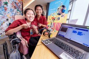 Microsoft bantu penyandang disabilitas mendapat pekerjaan
