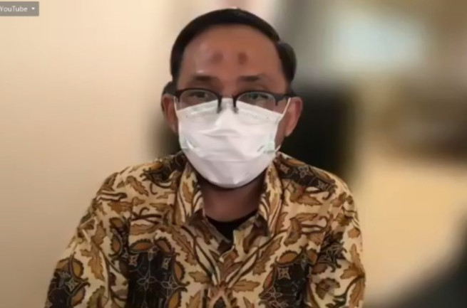 Muhammad Hasbi - Direktur PAUD menanggapi masukan dan harapan anak