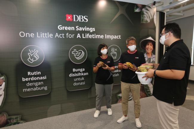 DBS Luncurkan Tabungan Pelestarian Lingkungan