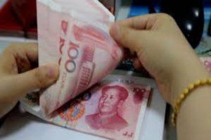 Mata uang Cina Yuan